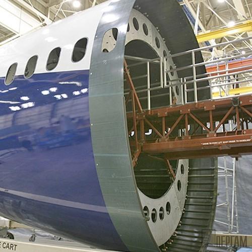 Фазированные решетки в авиастроении