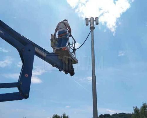Детектор мониторинга утечек метана