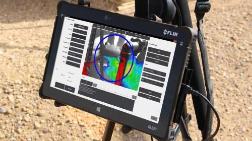 Оптическая визуализация газа