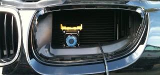 Тепловизоры FLIR в автомобилях BMW