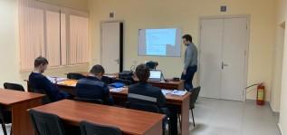 Провели обучение работе с дефектоскопом Eddyfi Lyft в Минске