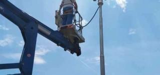 Лазерная технология для мониторинга хранилищ газа метана