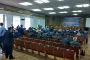 Актовый зал ОАО Национальная электрическая сеть Кыргызстана