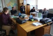 На предприятии в Беларуси