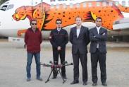 ПЕРГАМ и Today's Flying Co. в Иране
