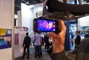 Тепловизор в шлеме виртуальной реальности