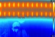 Стыки солнечных батарей для космического корабля