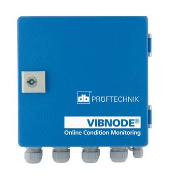 Pruftechnik VIBNODE Low-Speed