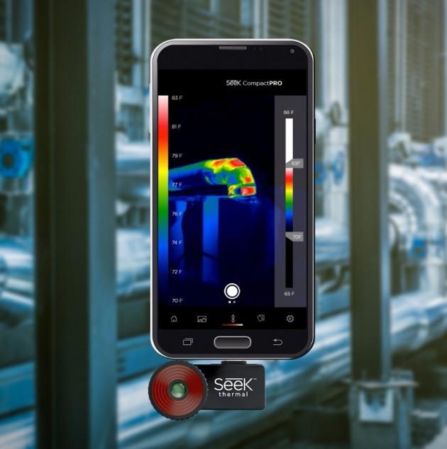 Seek Thermal CompactPRO Android