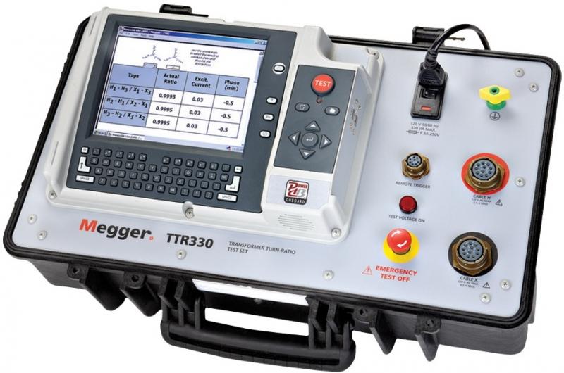 Megger TTR300