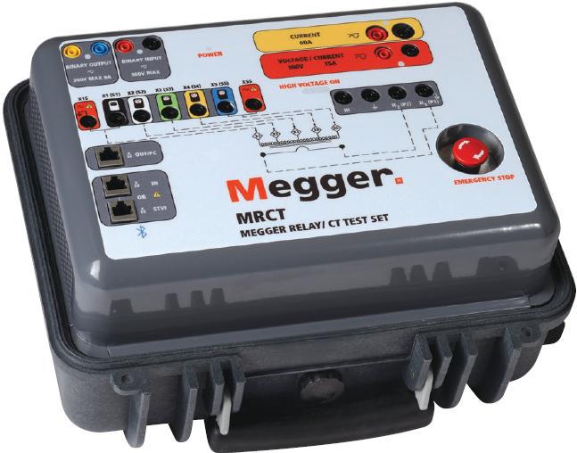 Megger MCRT
