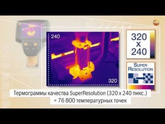 Тепловизор Testo 875-2i Комплект Проффи 0563 0875 V3