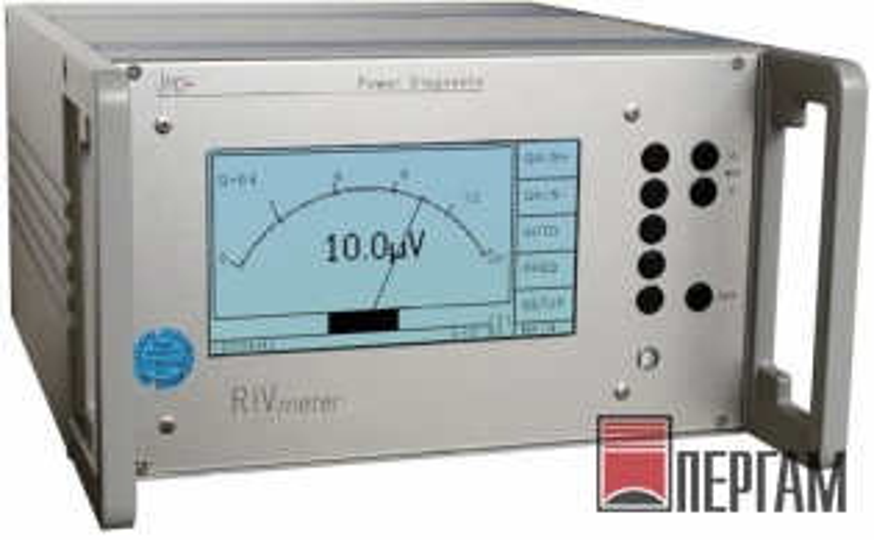 Power Diagnostix Systems RIVmeter