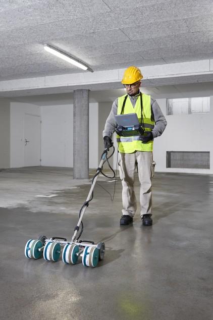 Проверка бетонных конструкций