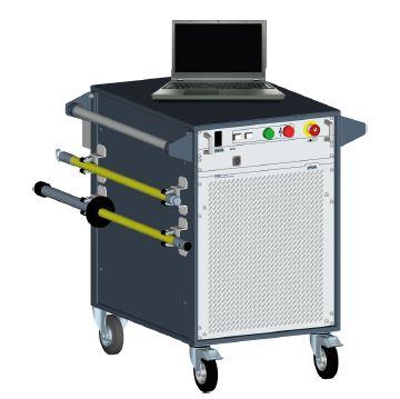 BAUR PHG 70 portable