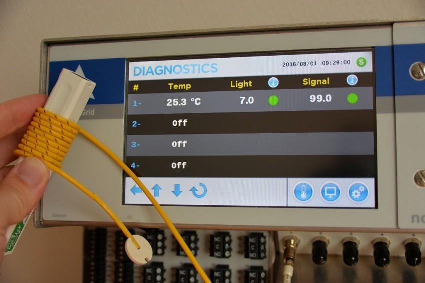 Датчик температуры FISO Nortech TPT-62