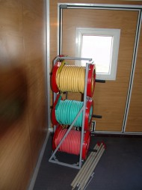 Интерьер электротехнической лаборатории ПЕРГАМ ЭТЛ-10