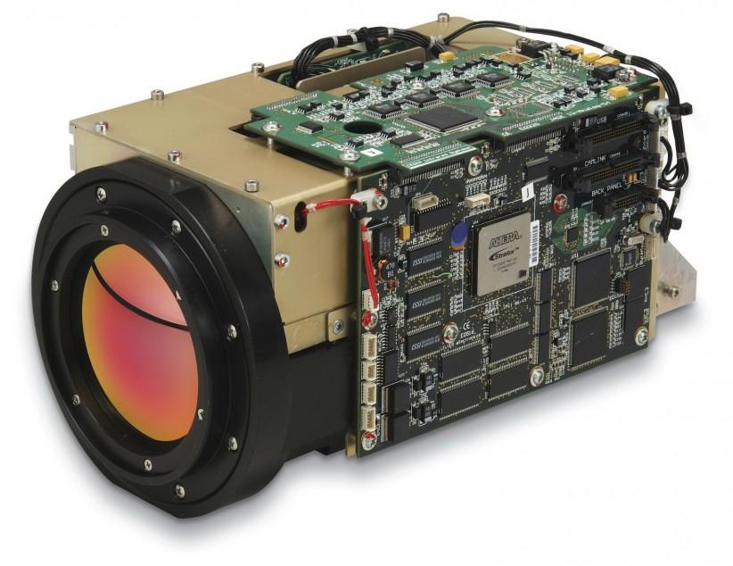 OEM тепловизионный модуль MCT-3000