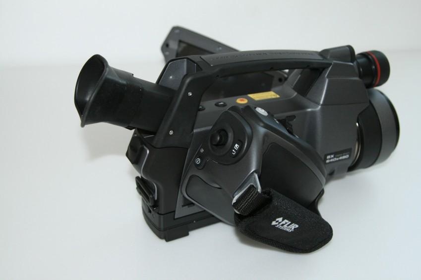 Съёмный пульт ДУ тепловизора P660
