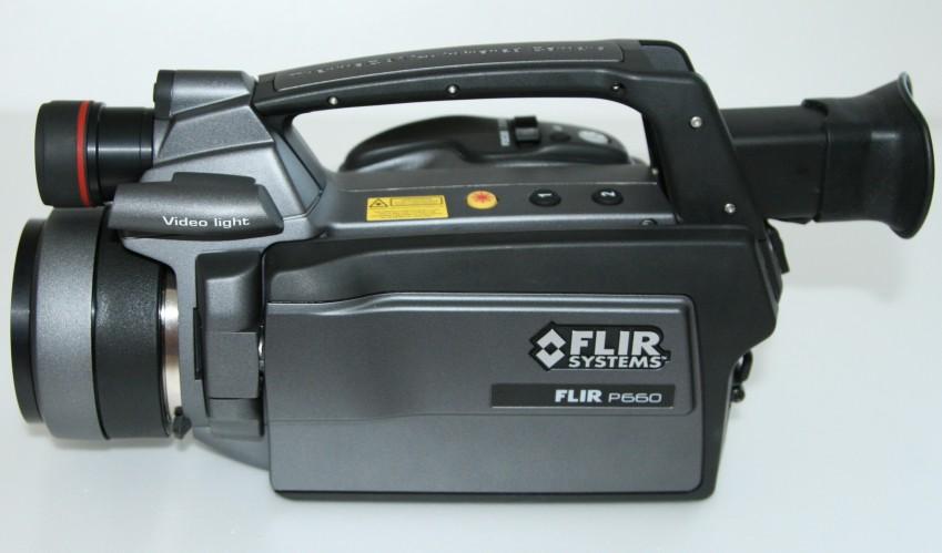 FLIR P660