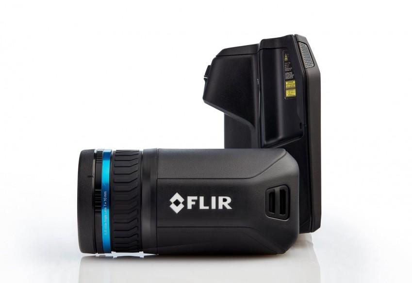 Flir T540 со съёмным объективом