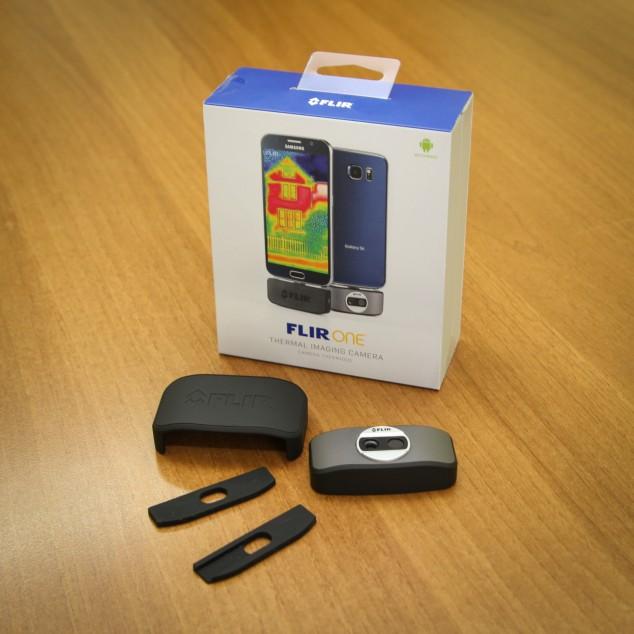FLIR One для Android