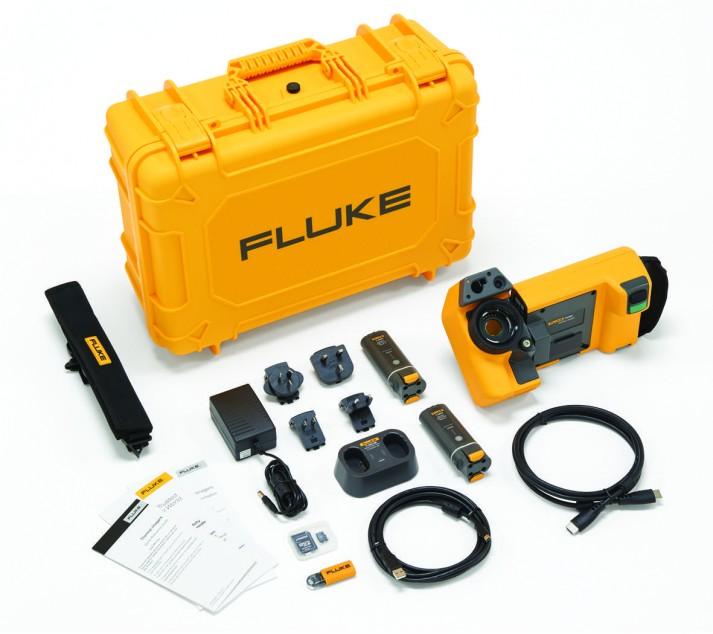 Комплектация Fluke TiX560