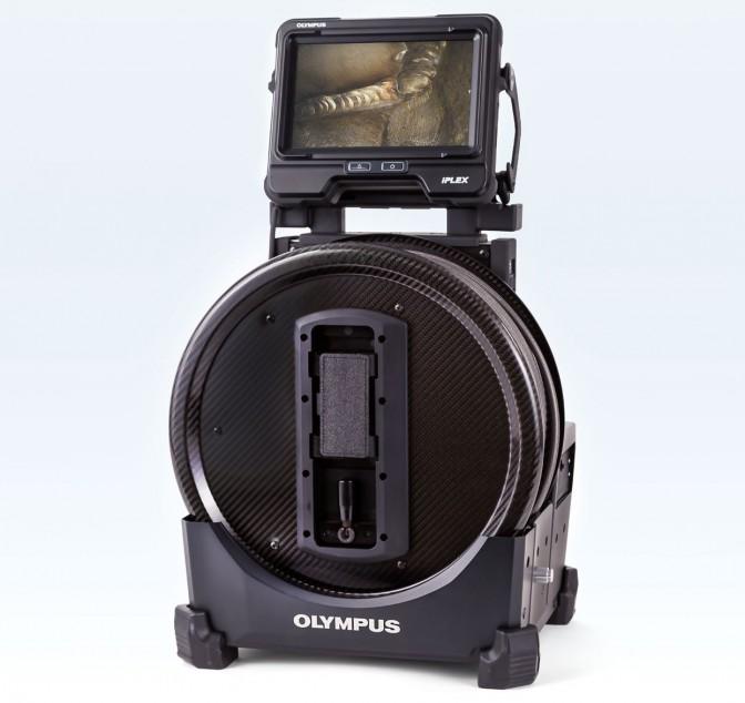 Olympus IPLEX GAir