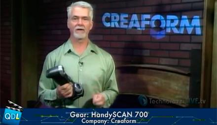 Creaform HandySCAN 3D