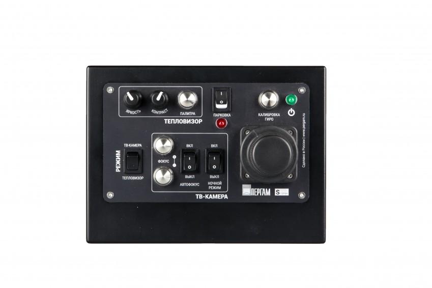 Пульт управления ГОЭС S140