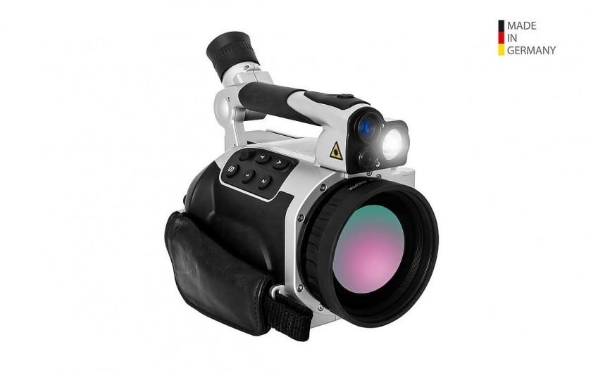 VarioCAM HD inspect 700 с широкоугольным объективом