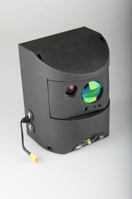Детектор метана для беспилотников