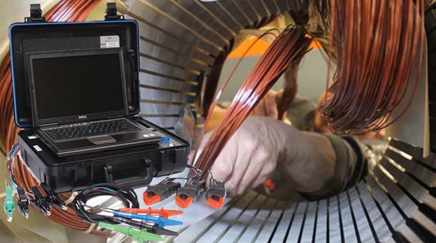 Тестирование электродвигателей