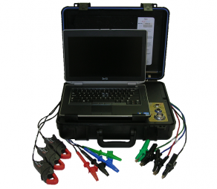 MCEMAX тестер электродвигателей