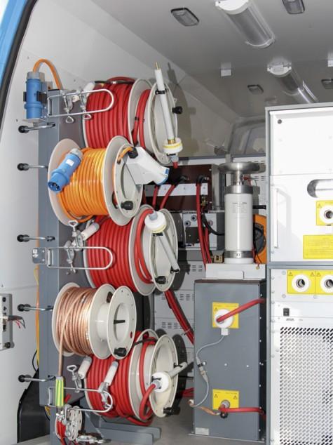 Оборудование электротехнической лаборатории ПЕРГАМ МЭК-1