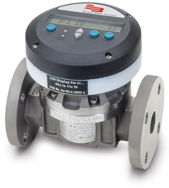 Badger Meters Счетчики серии MN