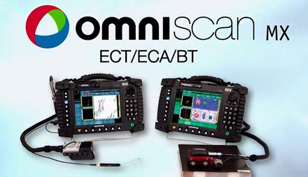 Olympus OmniScan MX
