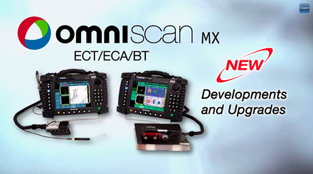 Olympus OmniScan MX ECA