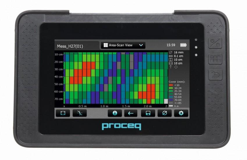 Дисплей Profometer 600