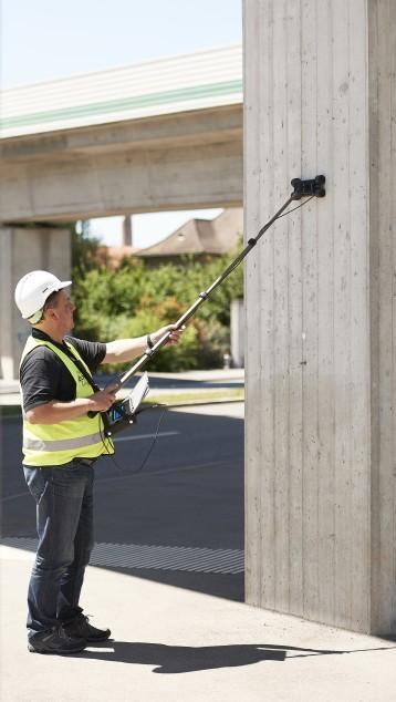 Толщиномер бетона Profometer 600
