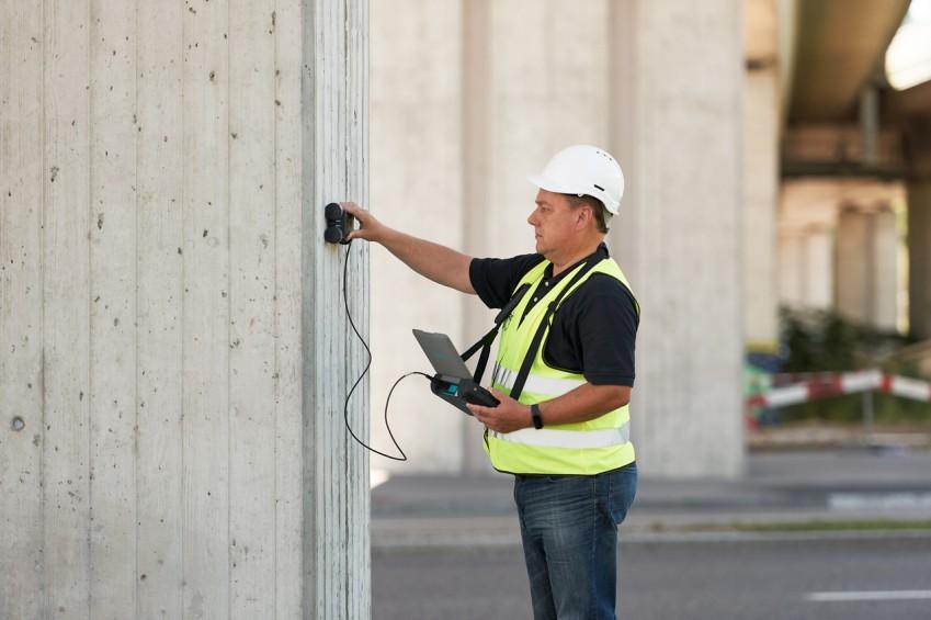 Толщиномер бетона Profometer 630 AI