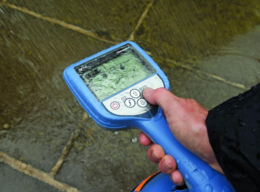RD7100 трассоискатель с пылевлагозащитой IP65