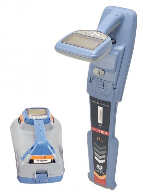 Трассоискатель RD7100DL с генератором Tx-5