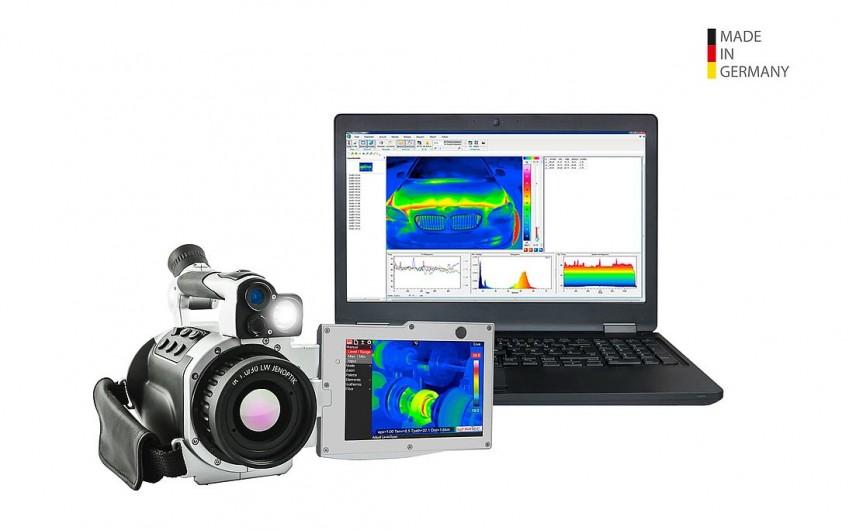 Тепловизор VarioCAM HD research 900