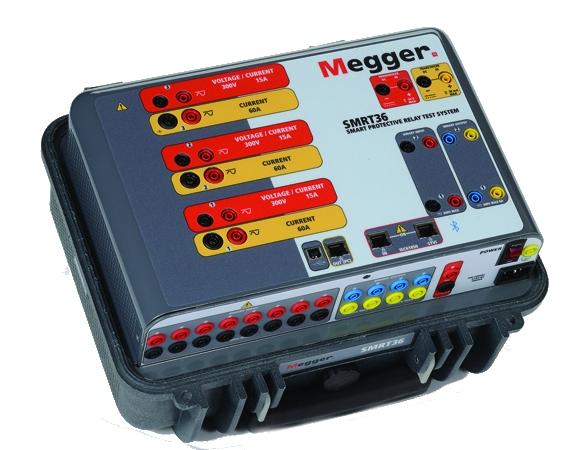 Megger SMRT 36