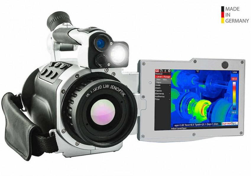 Тепловизор VarioCAM HD