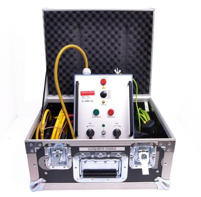 Тестер вакуумных камер выключателя