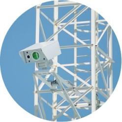 Лазерный комплекс наблюдения ДЛС-Тепловизор