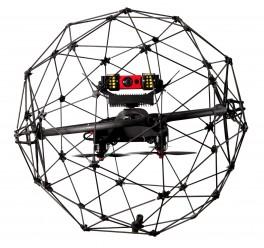 Квадрокоптер Flyability Elios