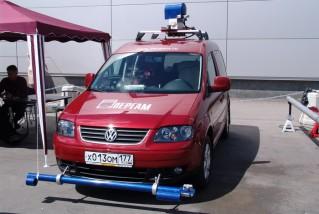 Передвижная лаборатория с ДЛС-Пергам